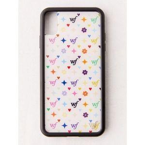 NIB Wildflower Momogram Multi Phone Case X/XS